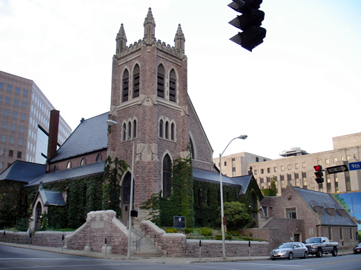 Ceremony - St Paul's Episcopal Cathedral - Ceremony Sites - 815 High St, Des Moines, IA, 50309