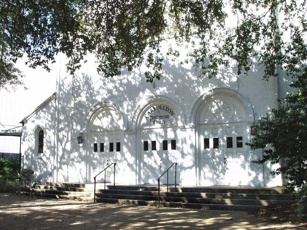 Carrollton Presbyterian Church - Ceremony Sites - 2032 South Carrollton Avenue, New Orleans, LA, United States