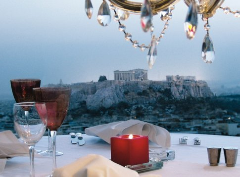 Le Grand Balcon - Reception Sites - Κleomenous 2, Athens, Attica, 10675, Greece