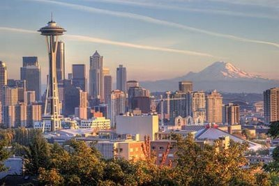 Space Needle - Restaurants, Attractions/Entertainment, Ceremony Sites - 400 Broad St, Seattle, WA, United States
