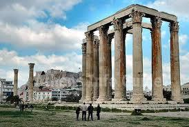Olympieion-temple Of Zeus - Attractions/Entertainment - Athens, Attica, GR