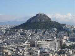 Mount Lycabettus - Attraction -  Athens 999-20, Greece