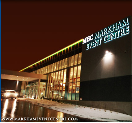Markham Event Centre - Reception Sites - Duffield Dr, Markham, ON