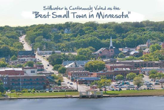 Downtown Stillwater - Restaurants, Attractions/Entertainment - Main St N, Stillwater, MN, 55082