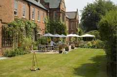 Nunsmere Hall Hotel - Reception - Tarporley Road, Oakmere, Northwich, Cheshire, CW8 2ES, United Kingdom