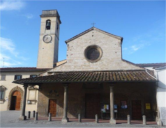 Pieve Di San Martino - Ceremony Sites - Piazza della Chiesa, FI, Toscana, 50019