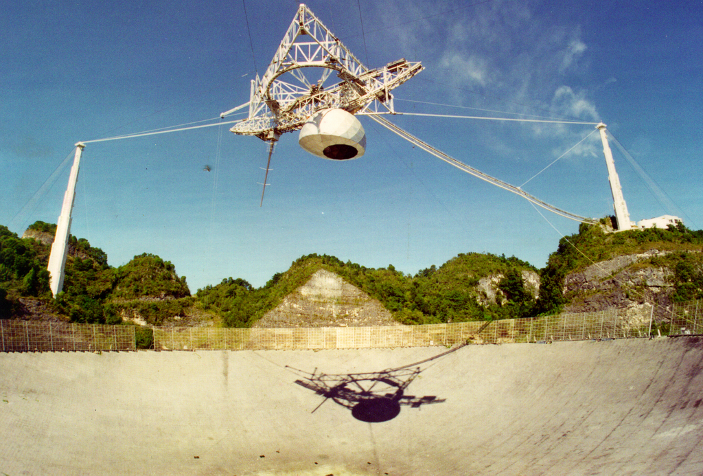 Arecibo Observatory - Attractions/Entertainment - Arecibo, Arecibo, PR