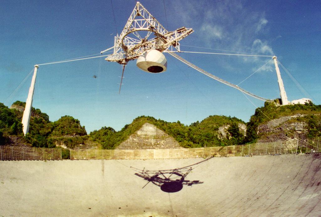 Arecibo Observatory - Attractions/Entertainment - Arecibo, Arecibo, PR