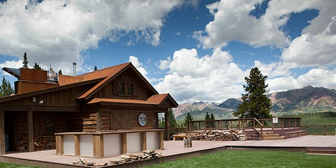 Crested butte co usa top rated venues and vendors for Crested butte cabins