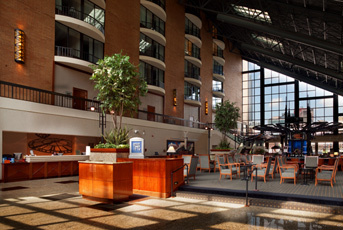 Sheraton Station Square - Hotels/Accommodations, Reception Sites - W Station Square Dr, Pittsburgh, PA, 15219