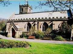 St Laurences Church, Union St, Chorley - Ceremony -