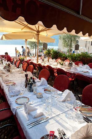 Ristorante La Pace - Restaurants, Reception Sites - Via Casella, 1, Malcesine, Veneto, Italy