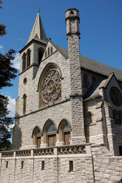 Immaculate Conception Church - Ceremony Sites - 53 Winter Hill Rd, Tuckahoe, NY, 10708
