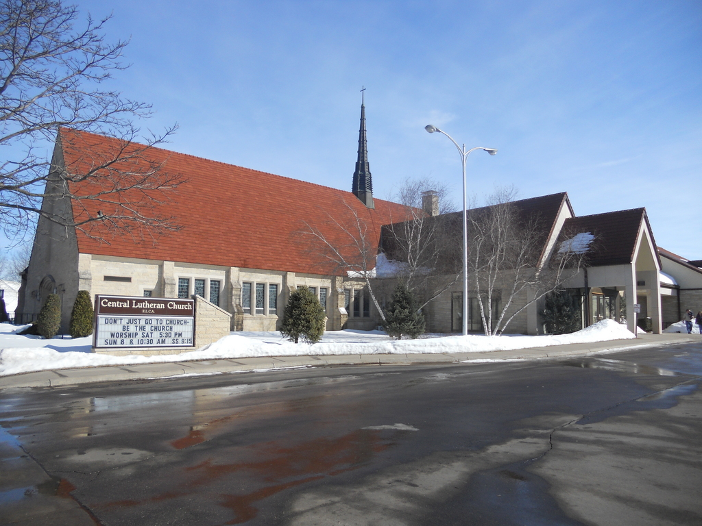 Central Lutheran Church - Ceremony Sites - 259 W Wabasha St, Winona, MN, 55987