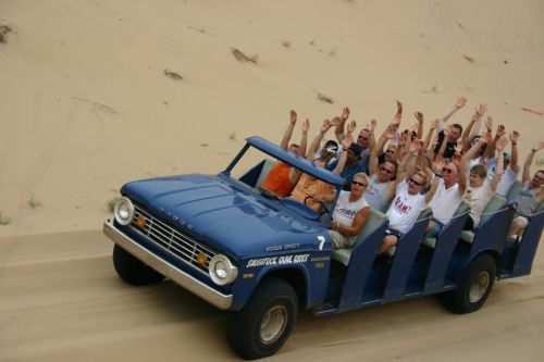 Saugatuck Dune Rides Inc - Attractions/Entertainment - 6495 Washington Road, Saugatuck, MI, United States