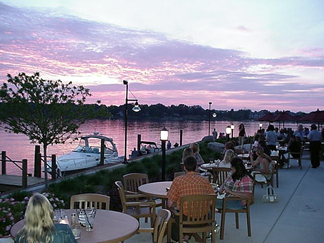 Boatwerks Restaurant - Restaurants, Reception Sites, Ceremony Sites - 216 Van Raalte Ave, Holland, MI, 49423