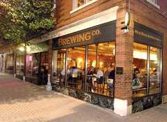 New Holland Brewery - Restaurant -