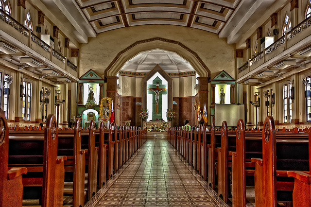 Santisimo Rosario Parish (ust Chapel) - Ceremony Sites - Manila, Metro Manila