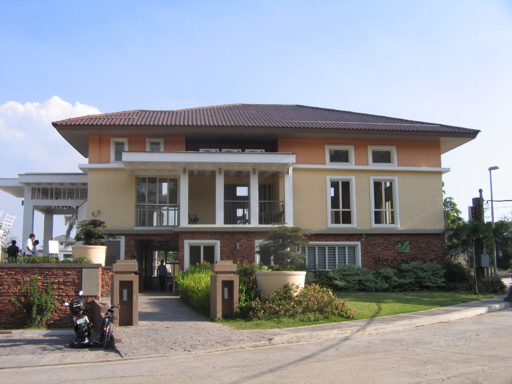 Victoria Place Clubhouse - Reception Sites - R. Magsaysay St. Victoneta Park, Malabon City , Philippines