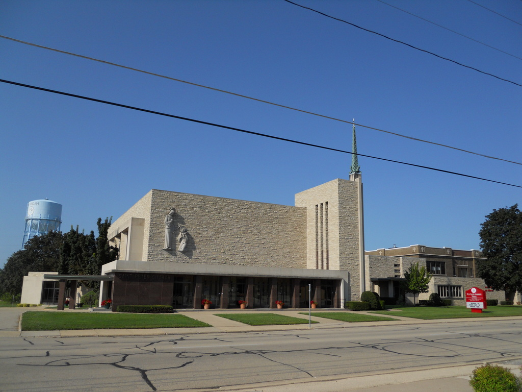 St Peter's Church Parish - Ceremony Sites, Ceremony & Reception - 449 High Ave, Oshkosh, WI, 54901