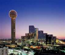Reunion Tower - Restaurant - 300 Reunion Blvd, Dallas, TX, 75207, United States
