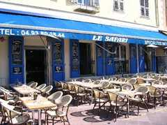Safari - Restaurant - 1 Cours Saleya, Nice, France