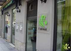 L'Aromate - Restaurant - 22 Avenue du Maréchal Foch, Nicea, Prowansja-Alpy-Lazurowe Wybrzeże, 06000