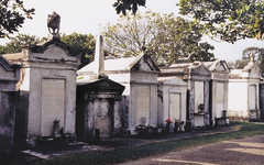 St. Louis Cemetery #1 - Attraction - 1300 St Louis St, New Orleans, LA, 70112