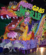 Mardi Gras World - Attraction - 1380 Port of New Orleans Place, New Orleans, LA,  504-361-7821