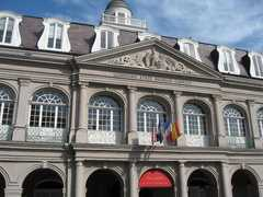 The Cabildo - Attraction - 701 Chartres Street, New Orleans, LA, United States