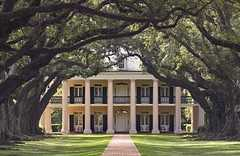 Oak Alley Plantation - Attraction - 3645 Hwy. 18, River Road, Vacherie, LA, 70090, USA