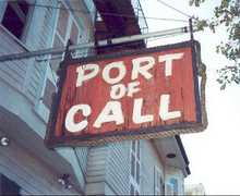 Port of Call - Restaurant - 838 Esplanade Ave, New Orleans, LA, United States