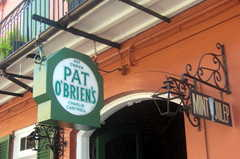 Pat O'Brien's Bar - Bars - 718 Saint Peter St, New Orleans, LA, United States