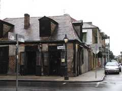 Lafitte's Blacksmith Shop - Bars - 941 Bourbon Street, New Orleans, LA