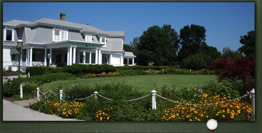 Rock Island Arsenal Golf Club (reception) - Reception Sites -