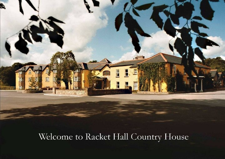 Racket Hall Country House - Reception Sites - Roscrea Road, Tipperary