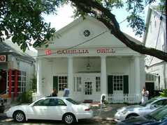 Camellia Grill - Restaurant - 626 South Carrollton Avenue, New Orleans, LA