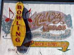 Mid-City Lanes Rock 'n Bowl - Entertainment - 4133 S Carrollton Ave, New Orleans, LA, 70119, US