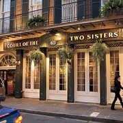 The Court of the Two Sisters - Restaurant - 613 Royal Street, New Orleans, LA, United States