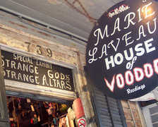 Marie Laveau's House Of Voodoo - Attraction - 739 Bourbon St, New Orleans, LA, 70116, US
