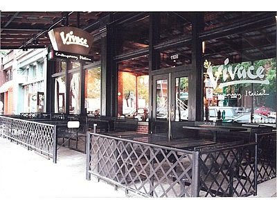 Vivace Restaurant - Restaurants, Attractions/Entertainment - 1108 Howard St, Omaha, NE, 68102
