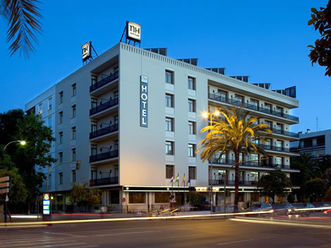 Nh Avenida - Hotels/Accommodations - Avenida Alcalde Álvaro Domecq, 10, Jerez de la Frontera, Cádiz, España