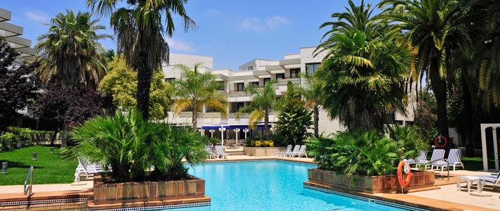 Hipotel Sherry Park - Hotels/Accommodations - Avenida Alcalde Álvaro Domecq, 11, Jerez de la Frontera, Cádiz, España