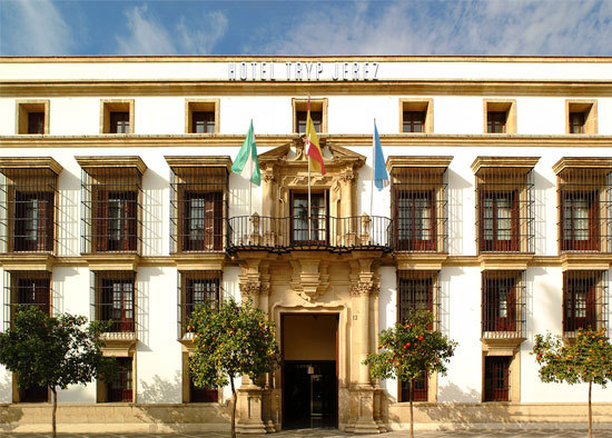 Hotel Tryp Jerez - Hotels/Accommodations - Alameda del Marqus de Casa-Domecq, 13, Jerez de la Frontera, Spain