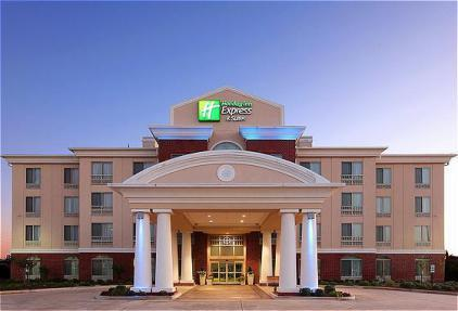 Holiday Inn Express And Suites Shreveport South Park Plaza - Hotels/Accommodations - 8751 Park Plaza, Shreveport, LA, United States