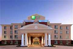 Holiday Inn Express and Suites Shreveport South Park Plaza - Hotel - 8751 Park Plaza, Shreveport, LA, United States