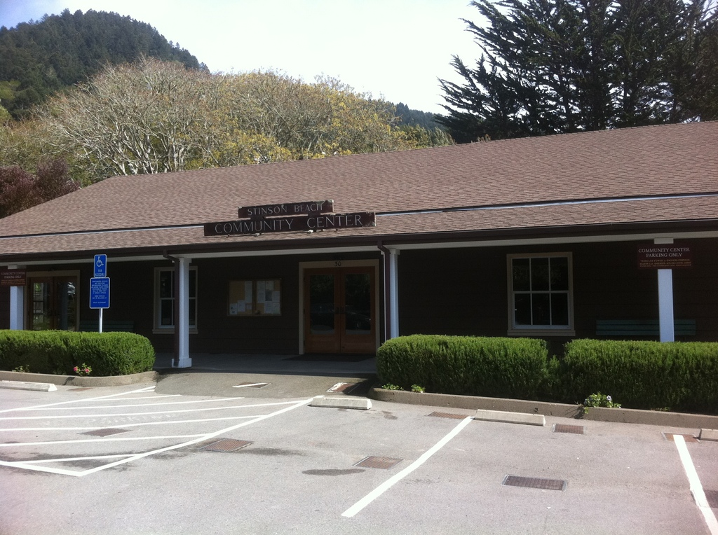 Stinson Beach Community Center - Reception Sites - 32 Belvedere Ave, Stinson Beach, CA, 94970