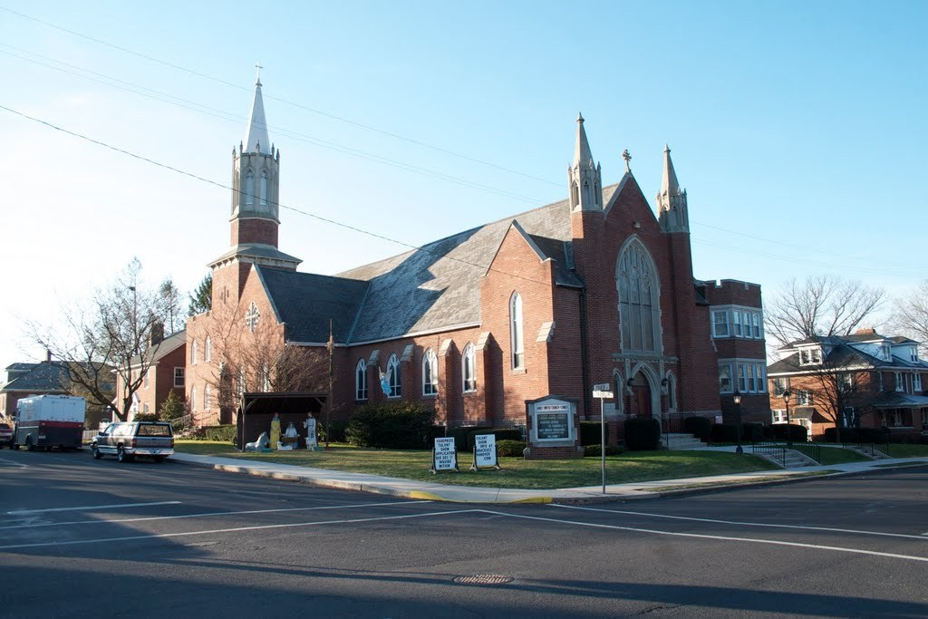 Grace United Church Of Christ - Ceremony Sites - 100 4th Street, Hanover, PA, United States