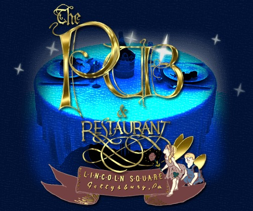 The Pub & Restaurant - Restaurants, Bars/Nightife - 20 Lincoln Square, Gettysburg, PA, United States