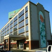 Holiday Inn Downtown Shreveport - Hotels/Accommodations - 102 Lake St, Shreveport, LA, United States